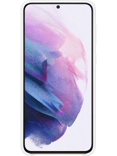 Samsung EF-KG996 Smart LED Cover Galaxy S21+ (weiß)