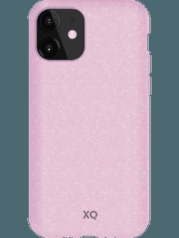 XQISIT ECO Flex Case iPhone 11 pink Vorderseite