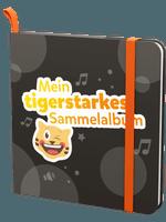 tigermedia - Sammelalbum für tigercards (schwarz)