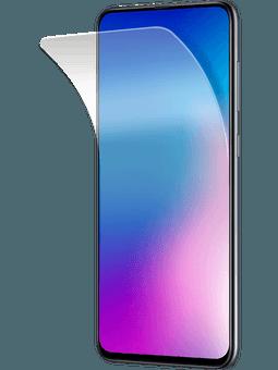 freenet Basics Hybrid Glas Huawei Y6s Vorderseite