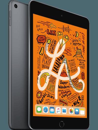 Apple iPad mini Wi-Fi (2019) 64GB Space Grau