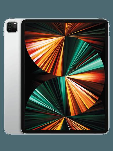 Apple iPad Pro 12,9 Wi-Fi (2021) 256GB Silber