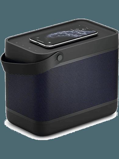 Bang & Olufsen BeoLit 20 Bluetooth Speaker (schwarz)