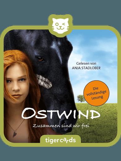 tigercard - Ostwind 1: Zusammen sind wir frei - Die Lesung