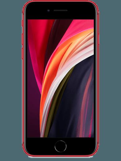 Apple iPhone SE (2nd generation) 64GB rot