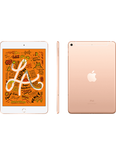Apple iPad mini Wi-Fi+Cell (2019) 64GB Gold