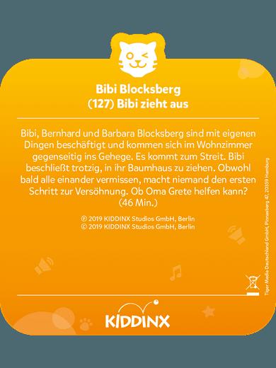 tigercard - Bibi Blocksberg - Folge 127: Bibi zieht aus