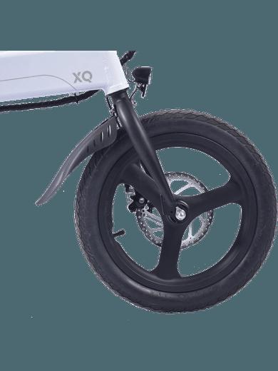 XQISIT X-160 E-Bike 16 Zoll (weiß)