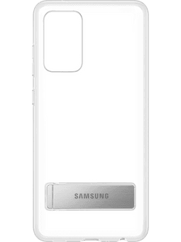 Samsung EF-JA725 Clear Standing Cover Galaxy A72 (transparent) Vorderseite