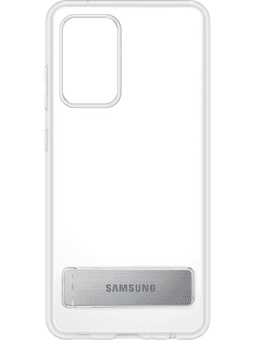 Samsung EF-JA525 Clear Standing Cover Galaxy A52 (transparent) Vorderseite