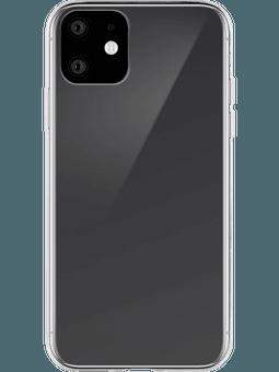 freenet Basics Flex Cover iPhone 11 (transparent) Vorderseite