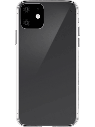 freenet Basics Flex Cover iPhone 11 Pro (transparent)